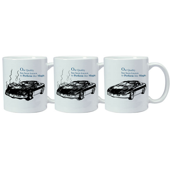 Personalized Magic Mug - Auto Repair