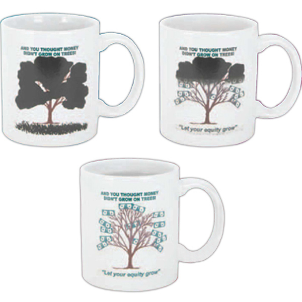Customized Magic Mug  -  Money Tree