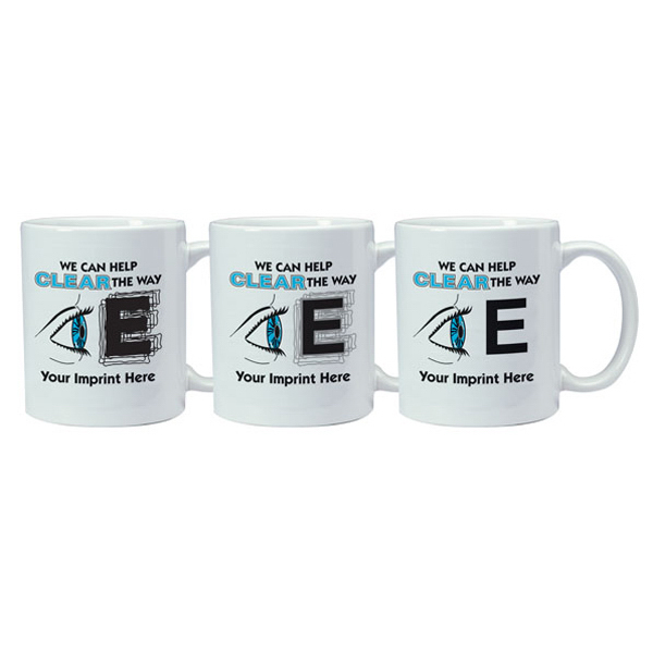 Personalized Magic Mug - Eye Exam