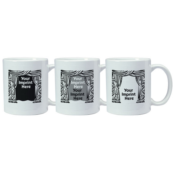 Imprinted Magic Mug - Stage