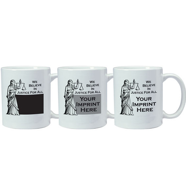Custom Magic Mug - Legal