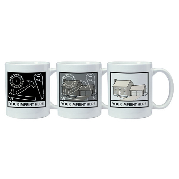 Imprinted Magic Mug - Real Estate