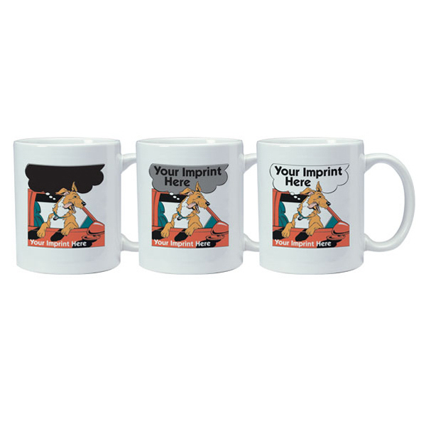 Customized Magic Mug - Animal