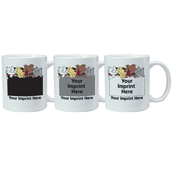 Customized Magic Mug - Pets