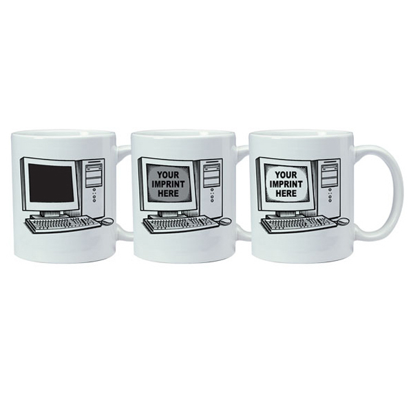 Personalized Magic Mug - Computer/Tech