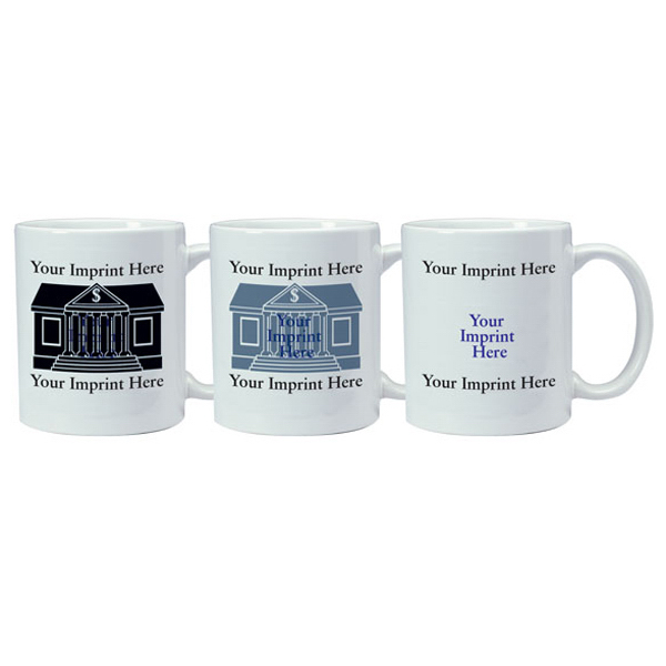 Promotional Magic Mug - Banking