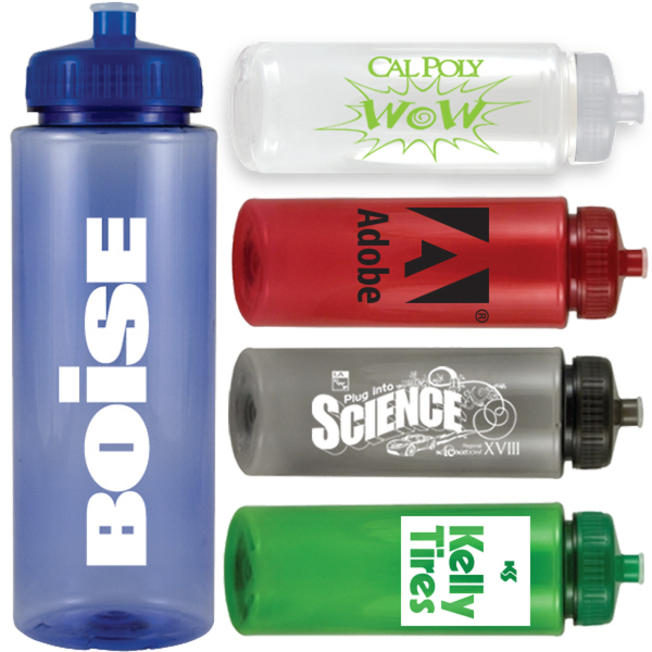 Printed BOTTLE AQUASPORT-S 32oz