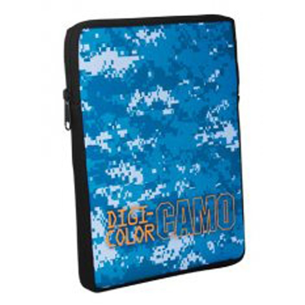 Printed Neoprene iPad Sleeve - Digi Camo