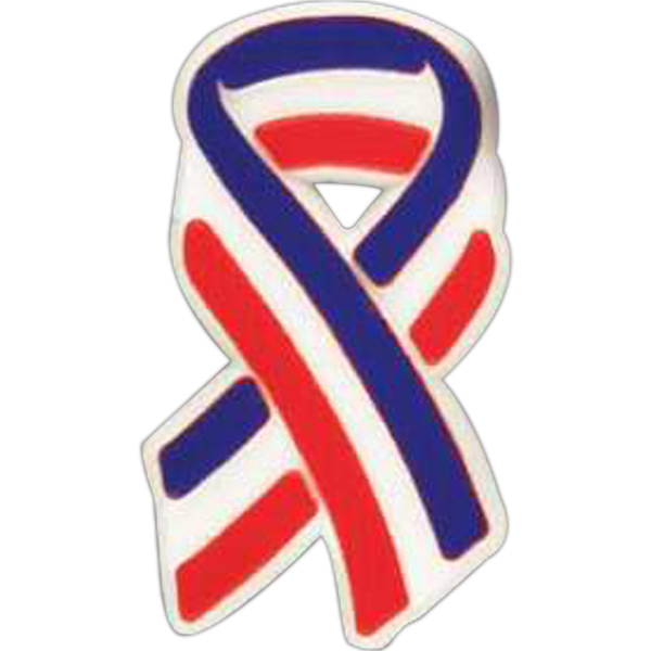 Promotional Patriotic plastic lapel pin