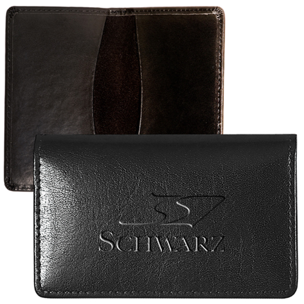 Custom Leeman New York Alpine Card Case