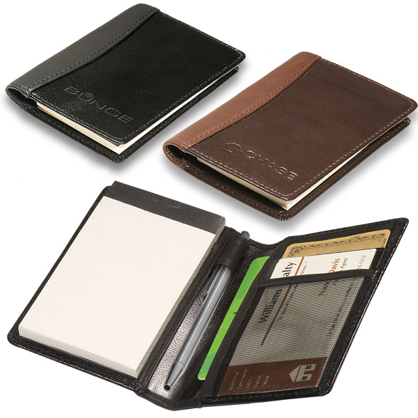 Personalized Leeman New York Hayden Pocket Jotter Pad