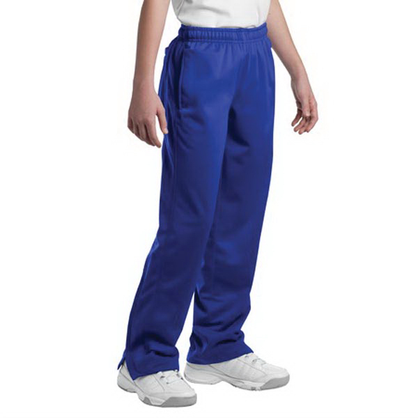 Custom Youth Sport-Tek® tricot track pant
