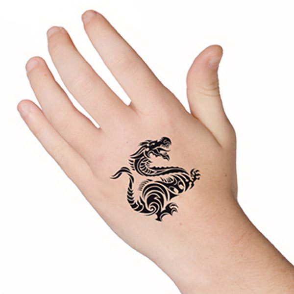 Printed Tattoo