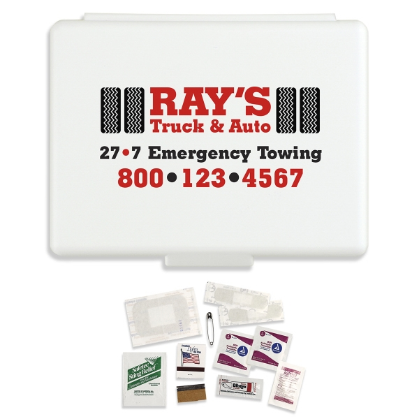 Personalized BioAd (TM) Emergency Kit