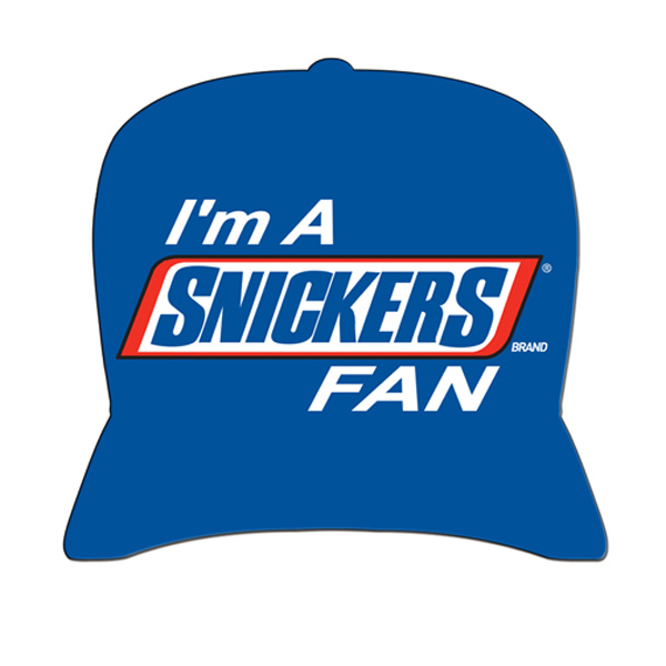 Custom Baseball Cap fan without stick