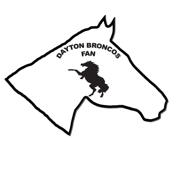 Promotional Horse fan no stick