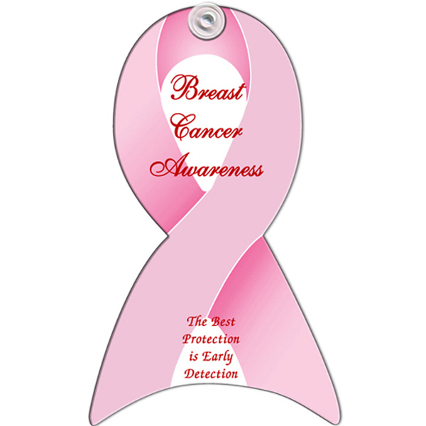 Custom Cancer Awareness Window Sign