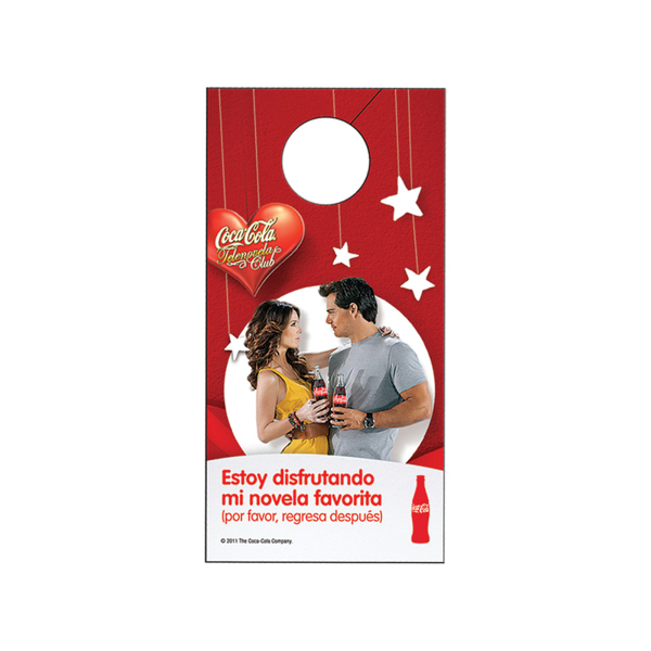 Personalized Door Knob Hanger