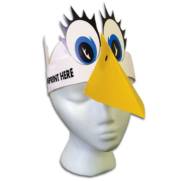 Personalized Bird Headband