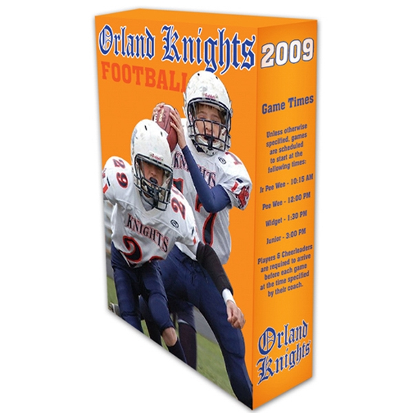 Custom Large Cereal Box