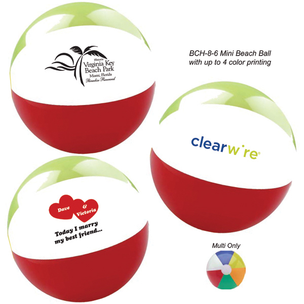 Promotional Mini Beach ball