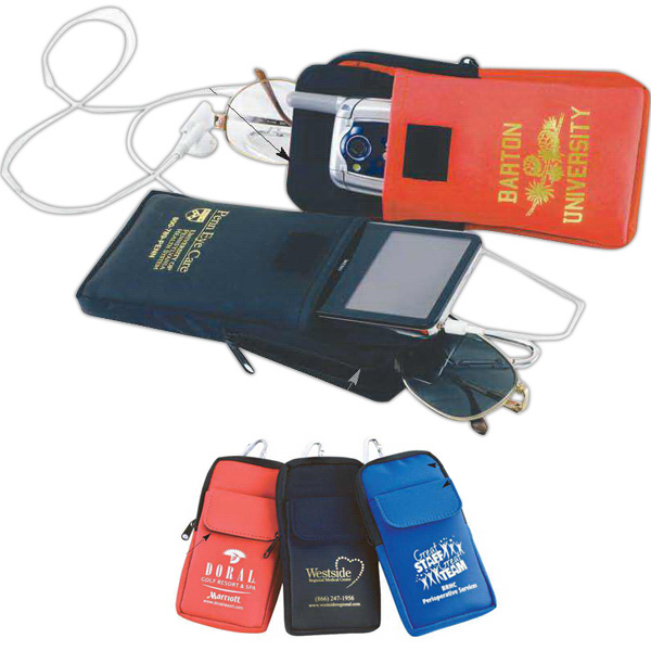 Promotional iCase for Eyeglasses, iPod, Cell
