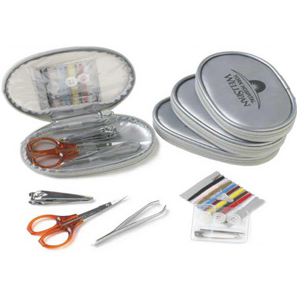 Custom Silver Flash Travel Kit