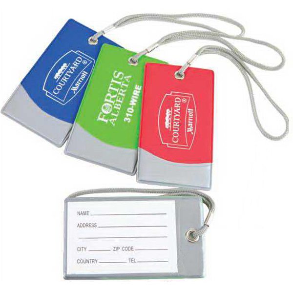 Customized Bright Spot Luggage Tag
