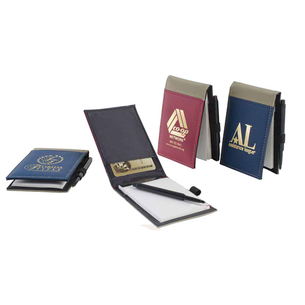 Promotional Sportnote Notebook and Pen