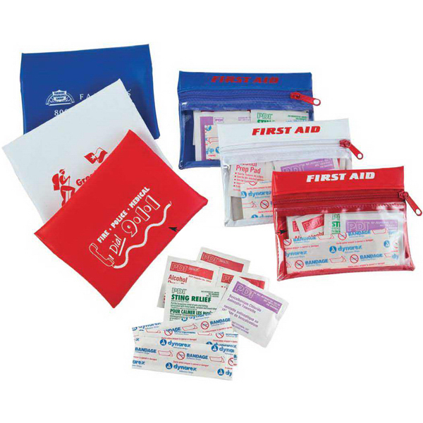 Custom First Aid Travel Kit