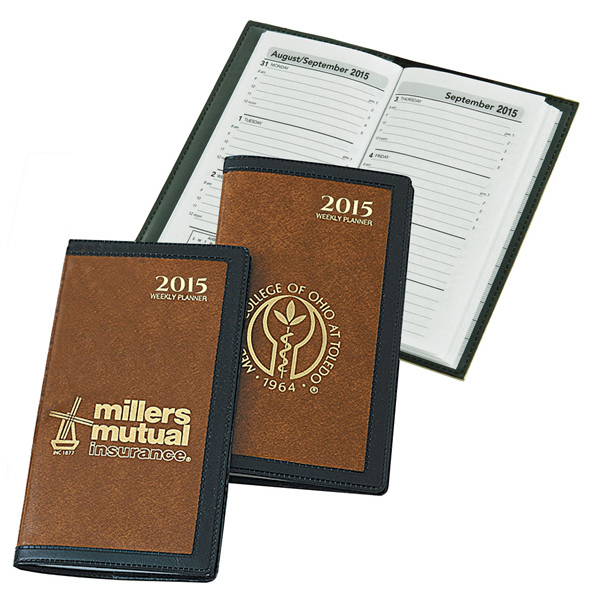Custom The Executive Weekly Pocket Planner