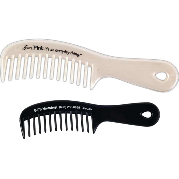 Printed Salon Styler Unbreakable Comb