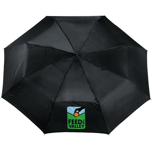 "Printed 41"" Folding Umbrella"