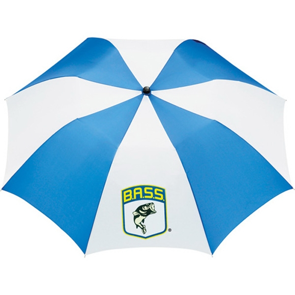 "Personalized 42"" Auto Folding Umbrella"
