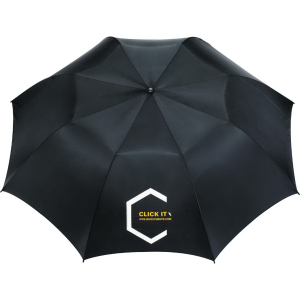 "Custom 58"" Folding Golf Umbrella"