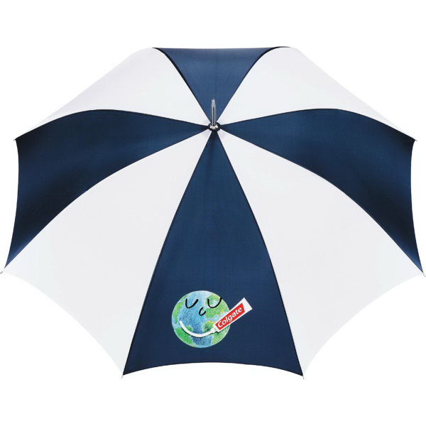 "Imprinted 48"" Universal Auto Umbrella"