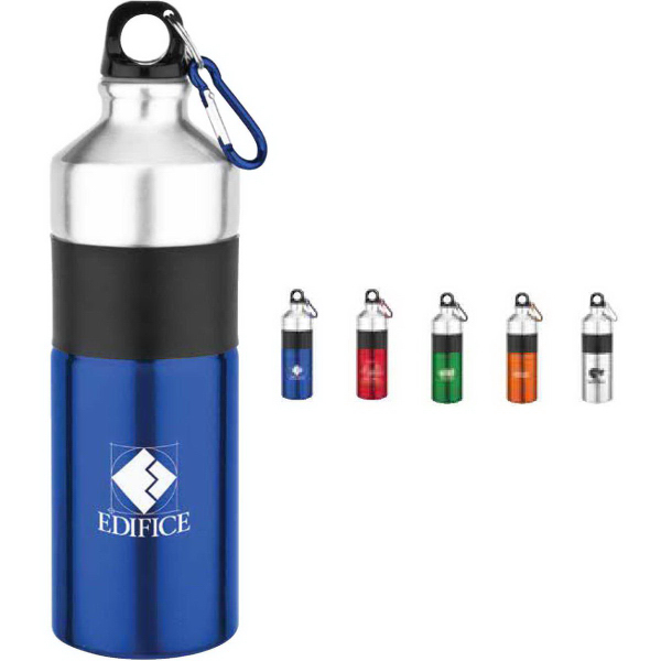 Printed Clean-Cut Aluminum Bottle