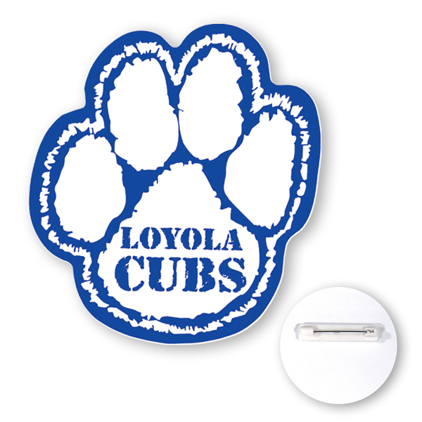 Promotional Poly Button - 15 - 15.9 square inches