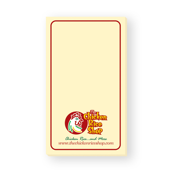 Promotional Memo Pad - 4 inches x 7 inches