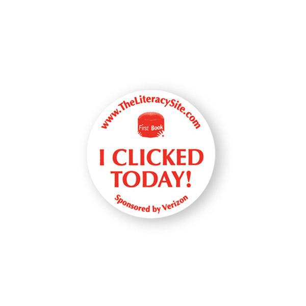 Customized Lapel Sticker - 1 3/4 inches