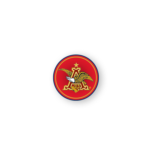Personalized Lapel Sticker - 1 1/4 inches