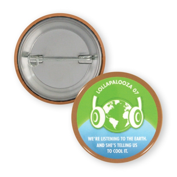 Promotional Button - 1 1/2 inch Round Button
