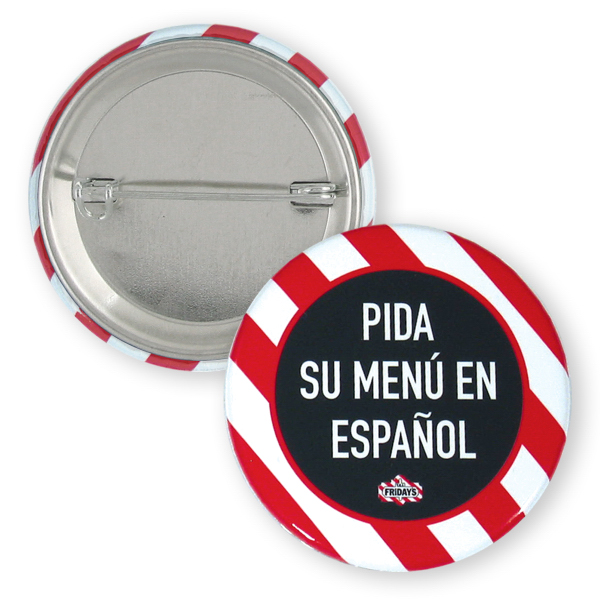 Personalized Button - 1 3/4 inch Round Button