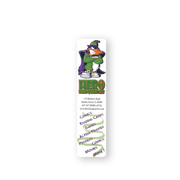 Personalized Bookmark - 1 1/2 inches x 6 1/4 inches