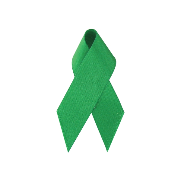 Printed Blank Awareness Ribbon