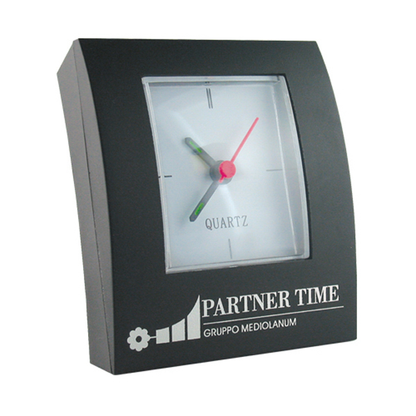 Imprinted Desk Clock
