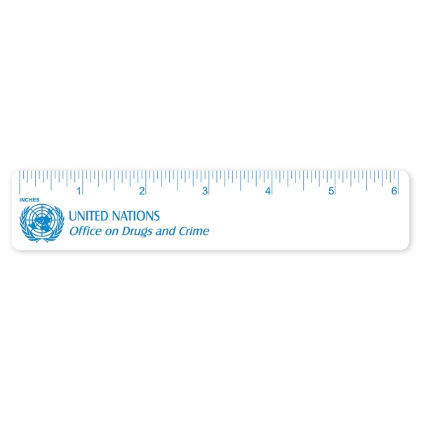 Custom Ruler - 1 1/4 inches x 6 1/4 inches