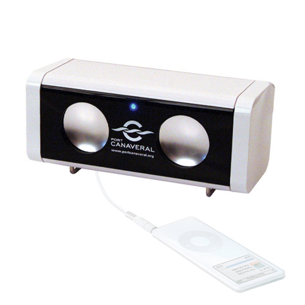 Promotional Sleek Amplifier / Speaker