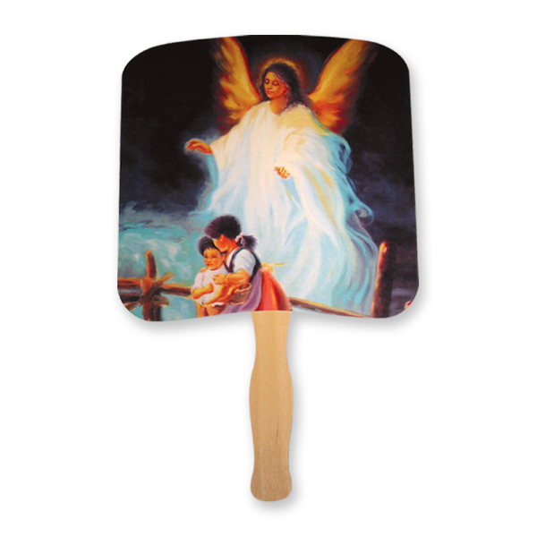 Customized Religious Fan