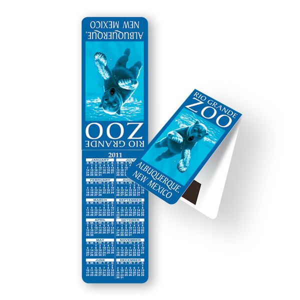Customized Bookmark Calendar
